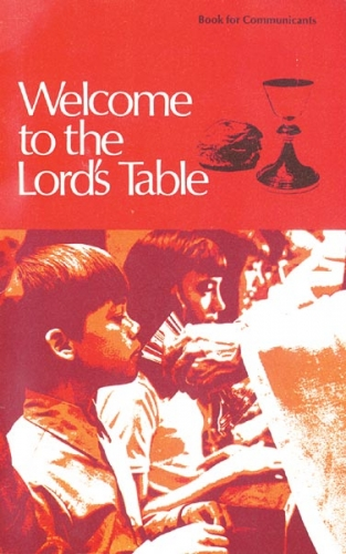Welcome to the Lords Table Student Book