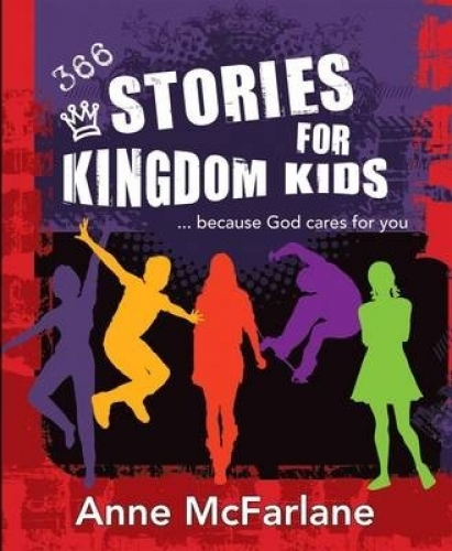 366 stories for Kingdom Kids