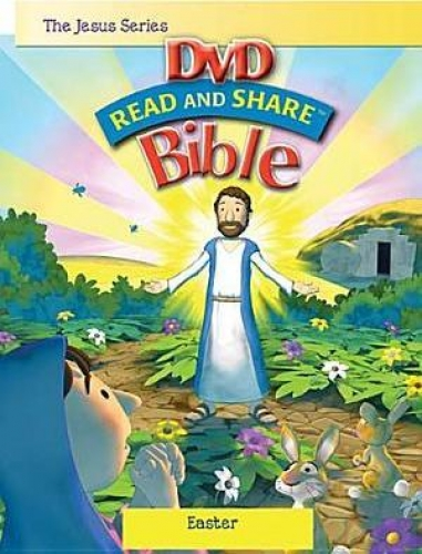 DVD Read and Share Bible The Easter story.