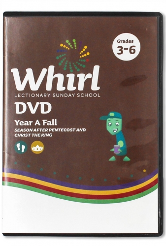 Whirl Year A Grades 3-6 DVD