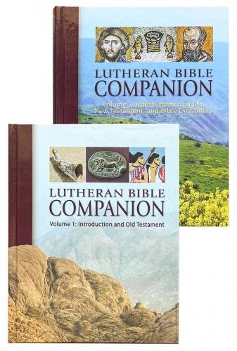 Lutheran Bible Companion Set