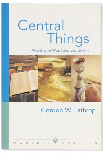 Central Things