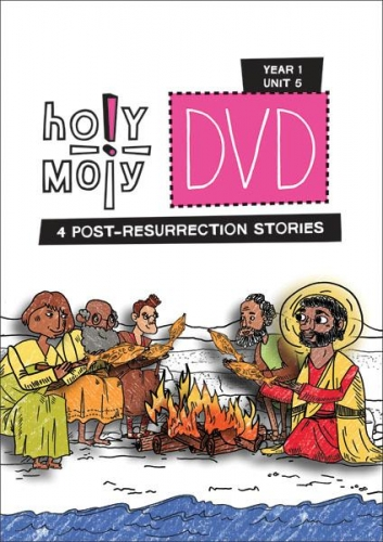 DVD Holy Moly Year 1 Unit 5 Post Resurrection Stories