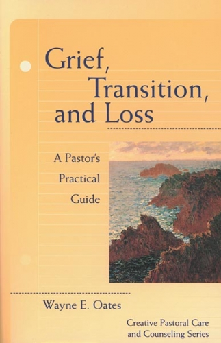 Grief Transition and Loss A Pastor's Practical Guide