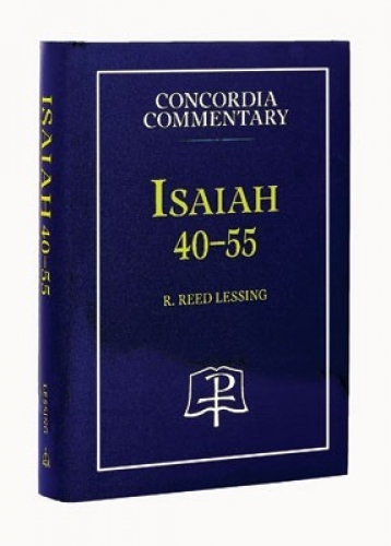 Isaiah 40-55 CPH Commentary