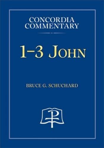 1-3 John CPH Commentary