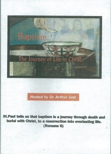 Baptism The Journey of Life in Christ DVD