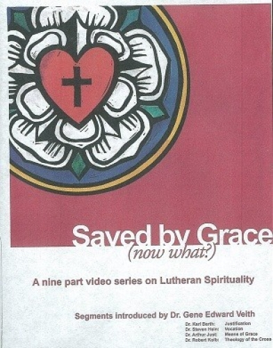 Saved By Grace DVD