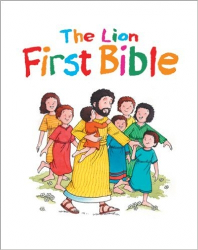 The Lion First Bible Paperback