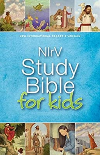 NIrV study bible for kids