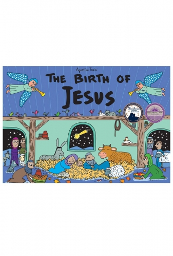 The Birth of Jesus: A Pop-Up Book