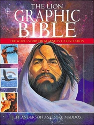 The Lion Graphic Bible
