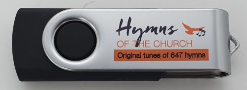 Hymns of the Church USB