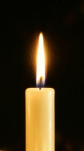"Candle 15"" x 1 1/4"" (380mm x 32mm)"