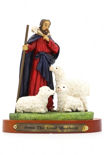 The Good Shepherd ornament