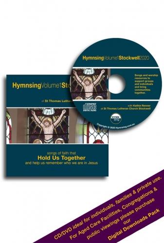 Hymnsing CD Volume 1