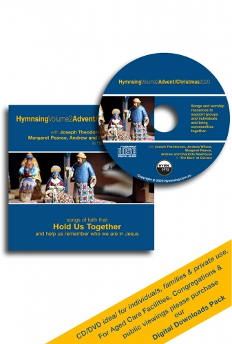Hymnsing CD Volume 2