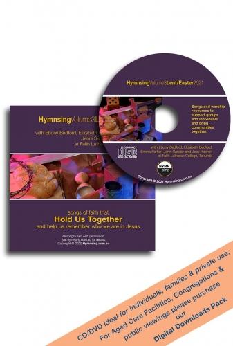Hymnsing CD Volume 3