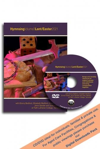 Hymnsing DVD Volume 3