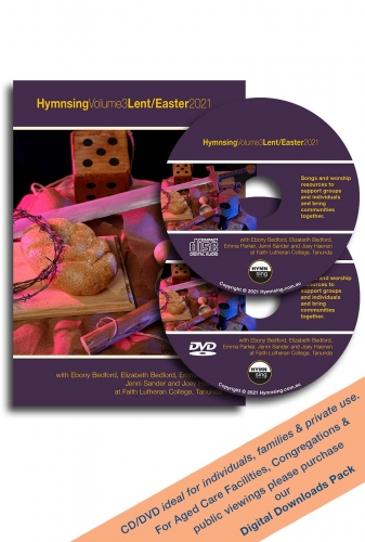 Hymnsing DVD and CD Volume 3