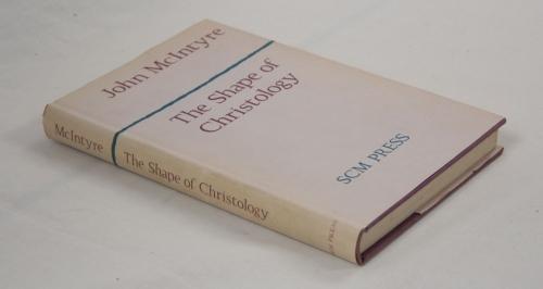 The Shape of Christology (Used)