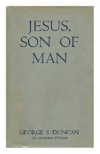 Jesus Son of Man (Used)