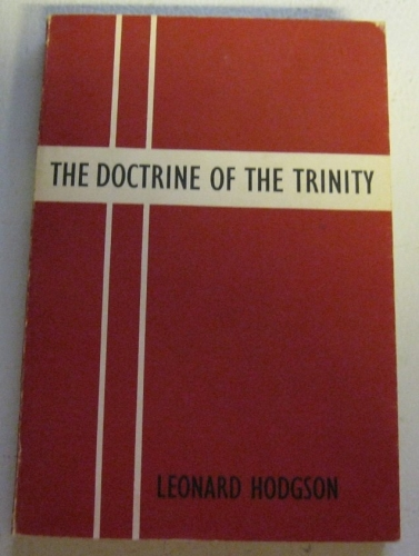 The Doctrine of the Trinity (Used)