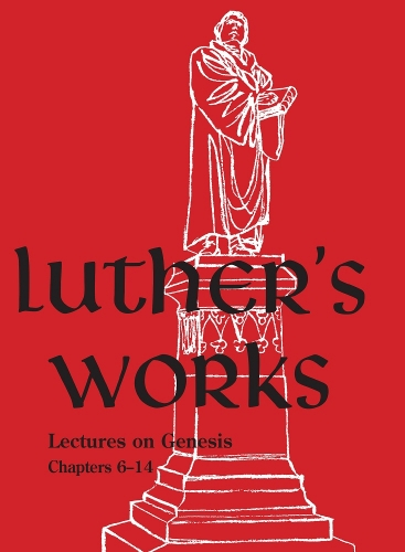 Luther's Works Volume 2 (Used)