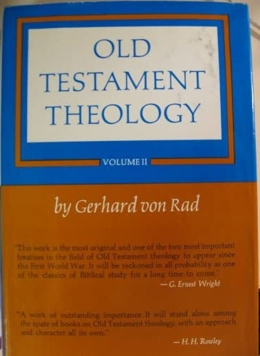 Old Testament Theology Volume 2 (Used)