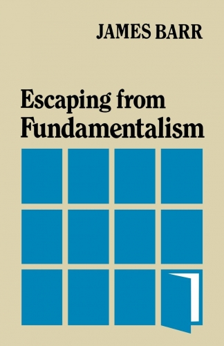 Escaping from Fundamentalism (Used)