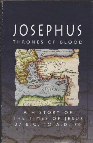 Josephus Thrones of Blood (Used)