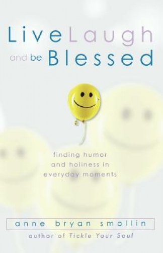 Live Laugh and Be Blessed (Used)