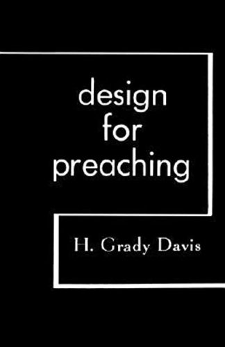 Design for Preaching (Used)