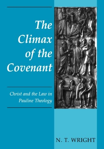 Climax of the Covenant. Christ and the Law in Pauline Theology (Used)