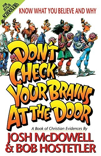 Don't Check Your Brains at the Door (Used)
