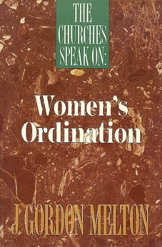 The Church Speaks on: Women's Ordination (Used)