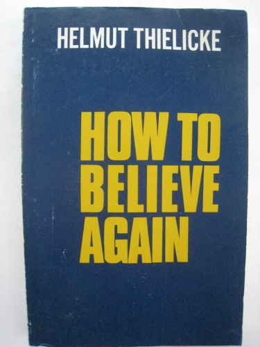 How to Believe Again (Used)