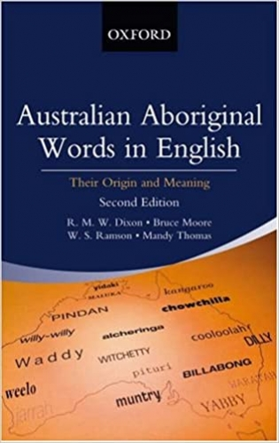 Australian Aboriginal Words in English (Used)