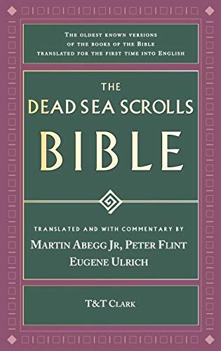The Dead Sea Scrolls Bible  (Used)