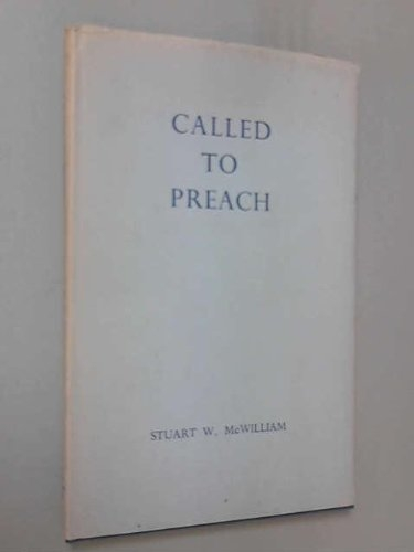 Called to Preach (Used)