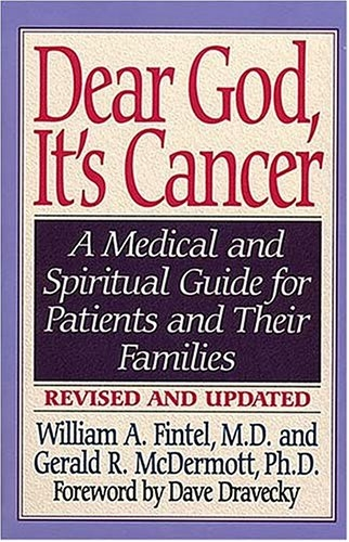 Dear God It's Cancer (Used)