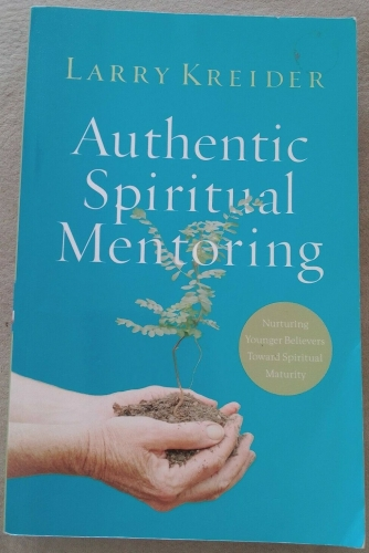 Authentic Spiritual Mentoring (Used)