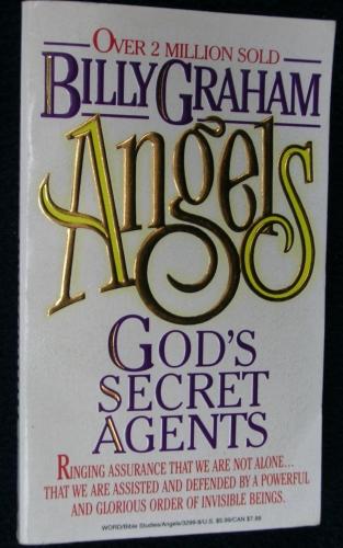 Angels God's Secret Agents (Used)