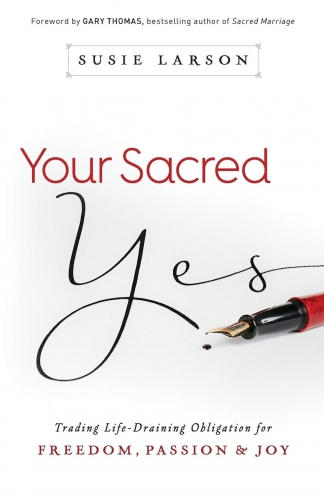 Your Sacred Yes (Used)