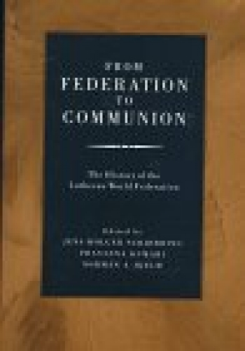 From Federation to Communion  (Used)