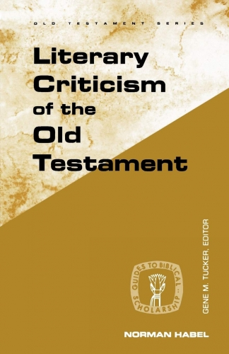 Literary Criticism of the Old Testament (Used)