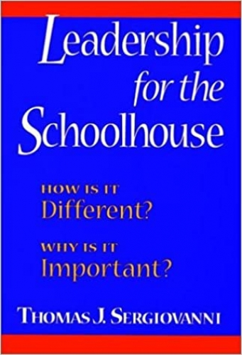 Leadership for the Schoolhouse (Used)