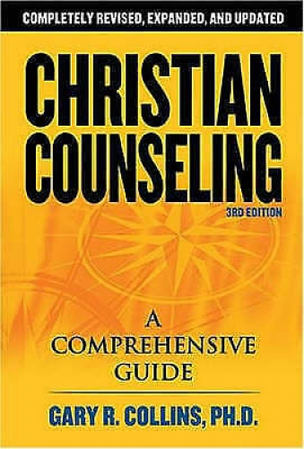 Christian Counselling Third Edition (Used)