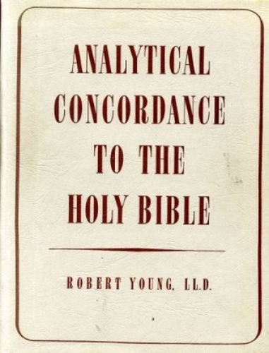 Analytical Concordance to the Holy Bible (Used)