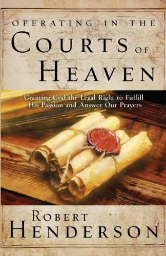 Operating in the Courts of Heaven (Used)